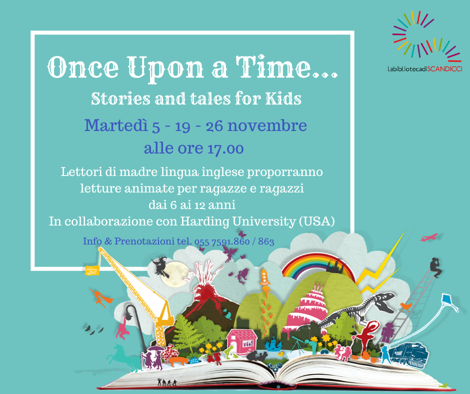 Once Upon a Time novembre